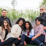 David Gallegos and Family